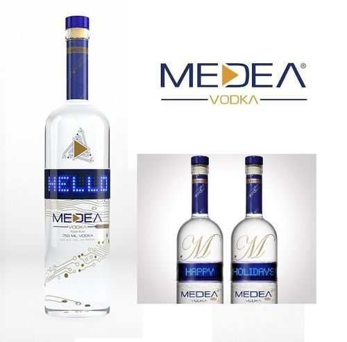 VODKA MEDEA (BLUETOOTH)