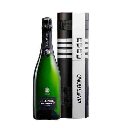 BOLLINGER JAMES BOND 002 ED. LIMITADA