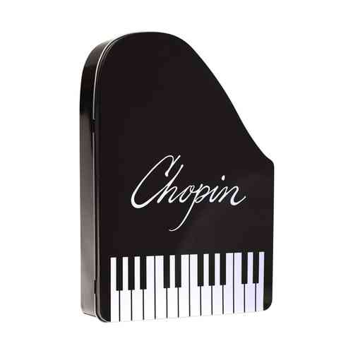 VODKA CHOPIN PIANO PACK 350 ML.
