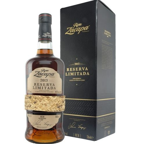 RON ZACAPA RESERVA LTD. 2013