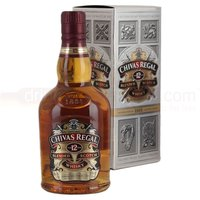 CHIVAS REGAL 12 AÑOS (350 Ml)