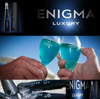 ENIGMA BLUE LUXURY