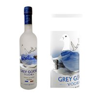 GREY GOOSE VODKA (200 Ml)