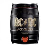 AC/DC BARRIL ROCK OR BUST