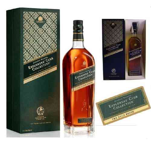 JOHNNIE WALKER - GOLD ROUTE