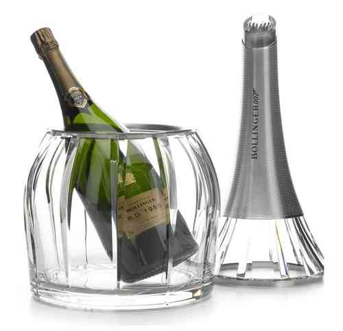 BOLLINGER SPECTRE 007 LIMITED EDITION CRYSTAL COOLER