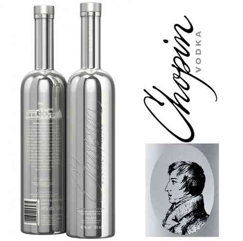 VODKA CHOPIN BLENDED LTD
