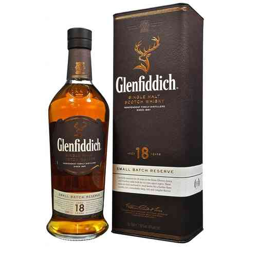GLENFIDDICH 18 SMALL BATCH