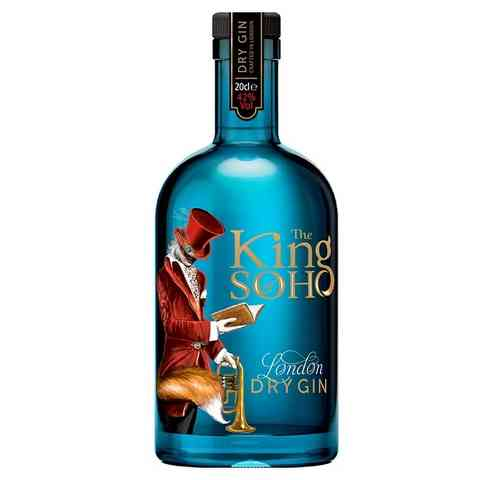 GIN KING OF SOHO (200 Ml)