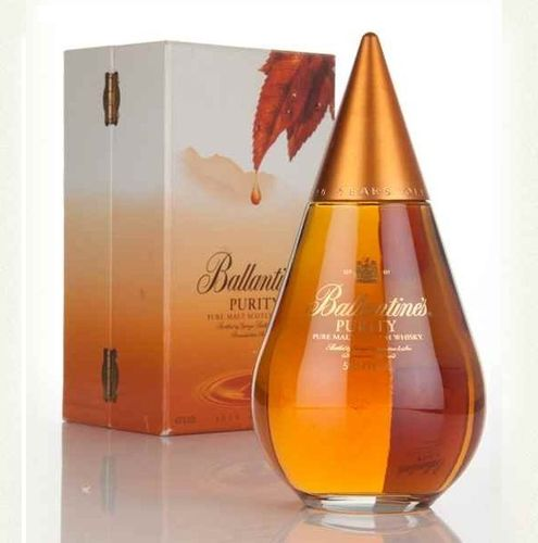 BALLANTINE´S PURITY 20 AÑOS