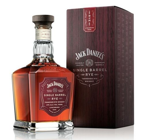 JACK DANIEL´S SINGLE BARREL RYE WHISKY