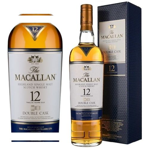 MACALLAN 12 AÑOS DOUBLE CASK