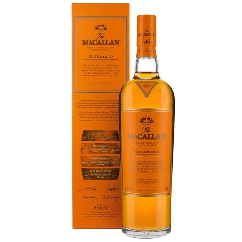 MACALLAN EDITION Nº2