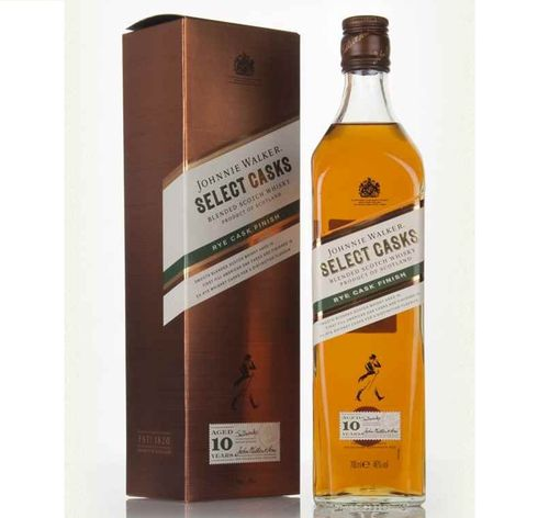 JOHNNIE WALKER SELECT CASKS