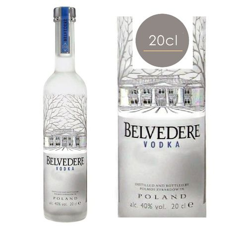 VODKA BELVEDERE (20 CL)