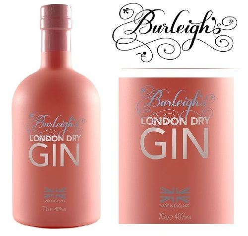 GIN BURLEIGHS PINK EDITION