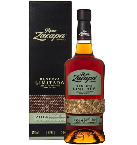 RON ZACAPA RESERVA LTD. 2014