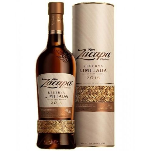 RON ZACAPA RESERVA LTD. 2015