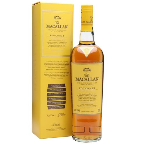 MACALLAN EDITION Nº3