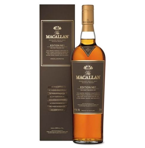 MACALLAN EDITION Nº1