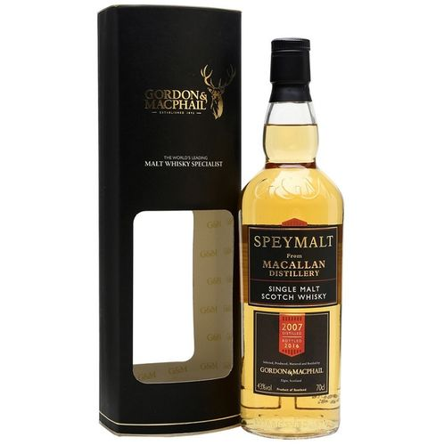 MACALLAN 2007 GORDON & MACP.