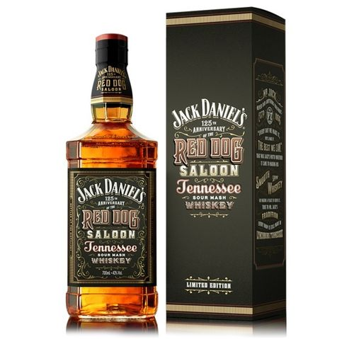 JACK DANIEL´S RED DOG SALOON