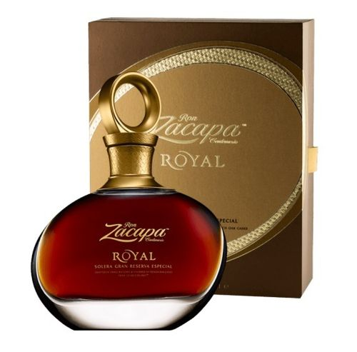 RON ZACAPA ROYAL
