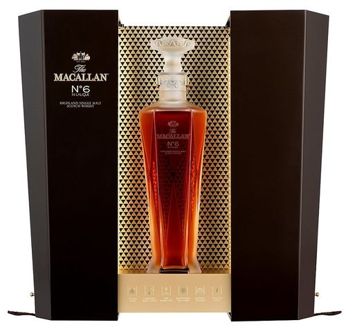MACALLAN Nº6 IN LALIQUE