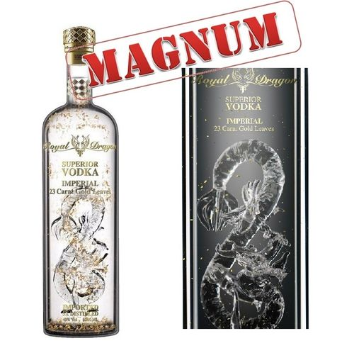 VODKA ROYAL DRAGON MAGNUM