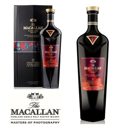 MACALLAN RARE CASK BLACK LIMITED EDITION STEVEN KLEIN