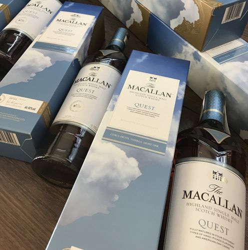 MACALLAN QUEST (LITRO)
