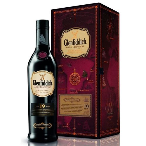 GLENFIDDICH 19 RED WINE CASK