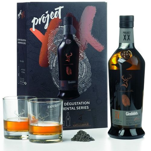 GLENFIDDICH PROJECT XX BOX