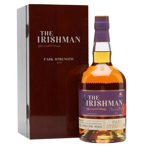IRISHMAN CASK STRENGTH 2014
