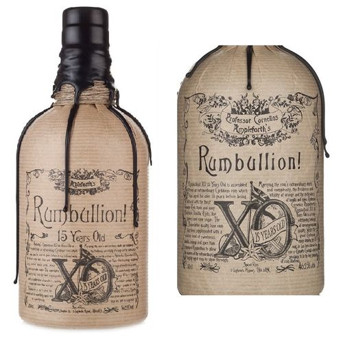 RON RUMBULLION XO 15 AÑOS