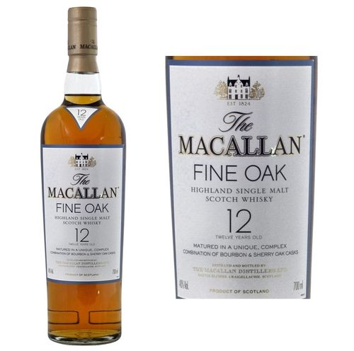 MACALLAN 12 FINE OAK (OLD)