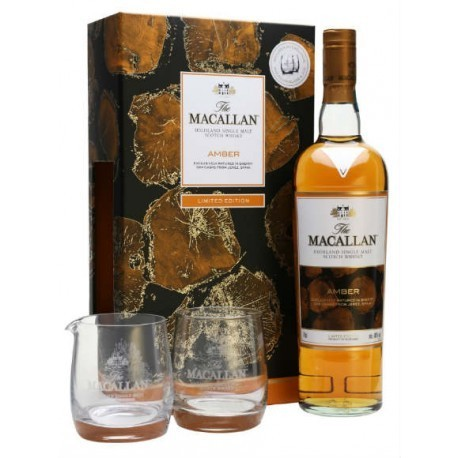 MACALLAN AMBER LIMITED EDITION
