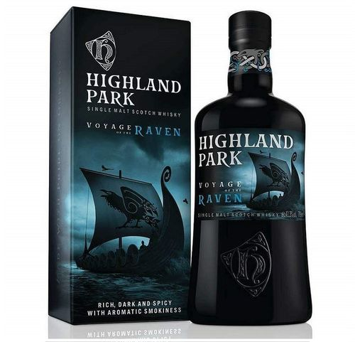 HIGHLAND PARK VOYAGE OF THE RAVEN