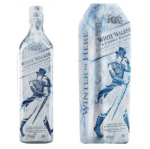 JOHNNIE WALKER  WHITE WALKER (GAME OF THRONES)