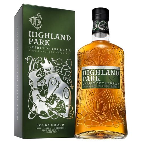 HIGHLAND PARK - SPIRIT OF THE BEAR