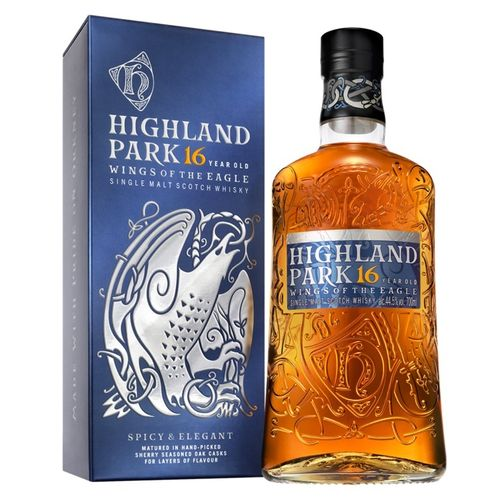 HIGHLAND PARK 16 AÑOS - WINGS OF THE EAGLE