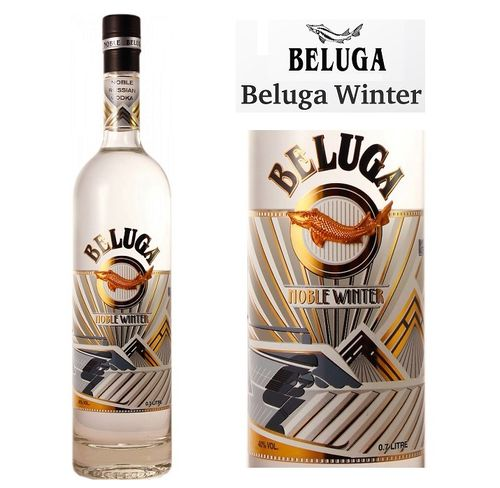 VODKA BELUGA WINTER EDITION