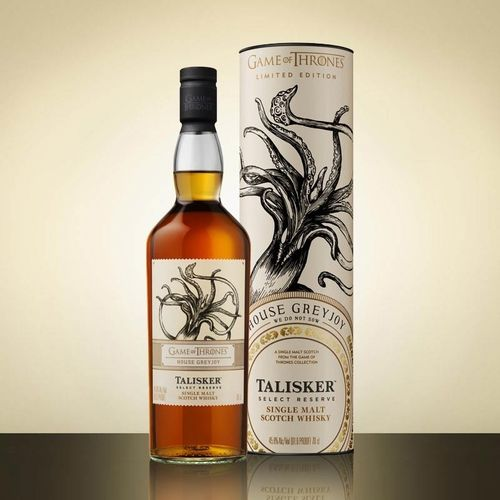 HOUSE GREYJOY - TALISKER RESERVE (GAME OF THRONES)