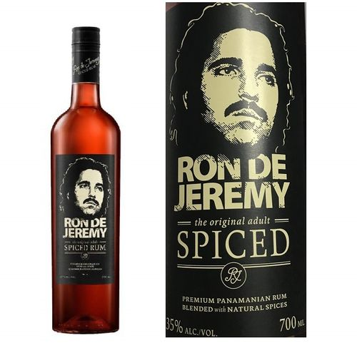 RON DE JEREMY SPICED PANAMA