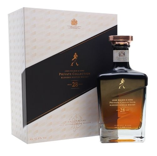 JOHN WALKER PRIVATE COLLECTION MIDNIGHT BLEND