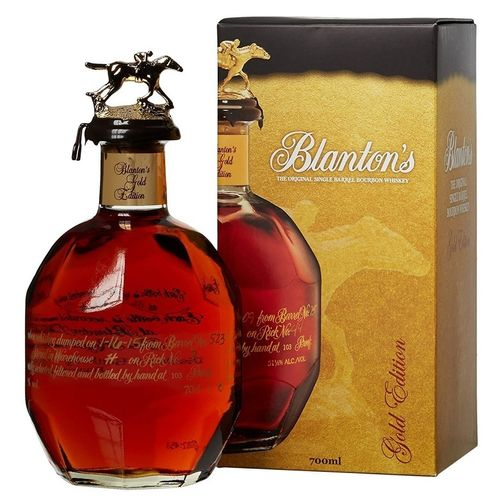 BLANTON´S GOLD EDITION