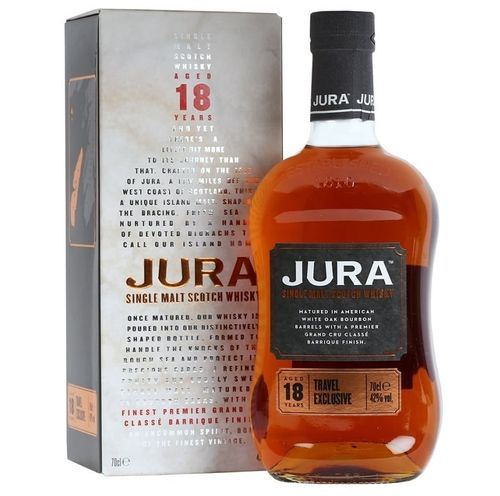 JURA 18 - TRAVEL EXCLUSIVE