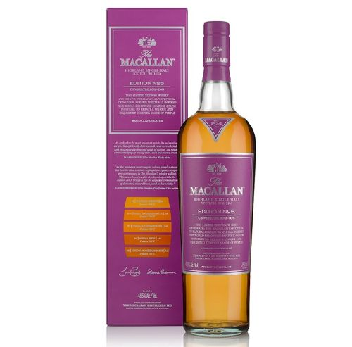 MACALLAN EDITION Nº5