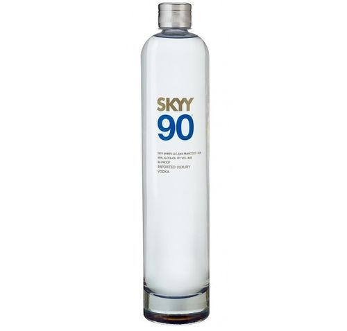 VODKA SKYY 90 (LITRO)