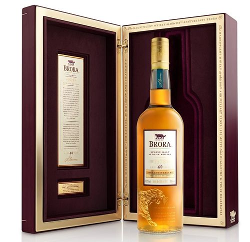 BRORA 40 AÑOS (1978) 200TH ANNIVERSARY LIMITED EDITION